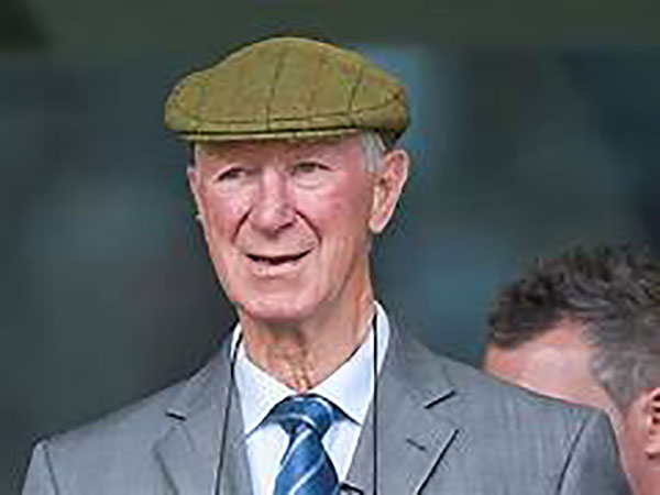 Jack Charlton: England World Cup winner and ex-Ireland manager dies at 85