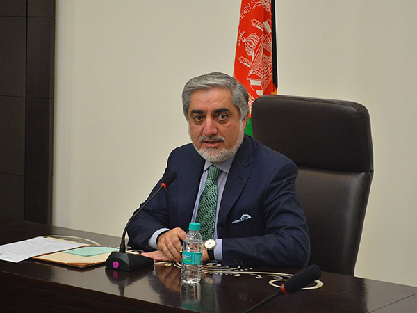 War is Not Solution in Afghanistan: Abdullah