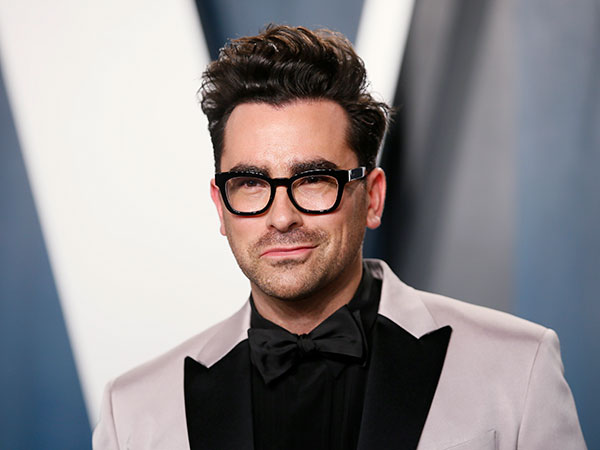 Daniel Levy of Schitt's Creek lands on People's Sexiest Man Alive list