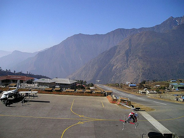 Airline operators seek permit to fly to Lukla from Kathmandu this season