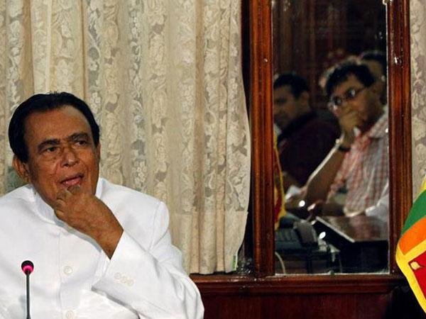 Sri Lanka's former prime minister D M Jayaratne passes away