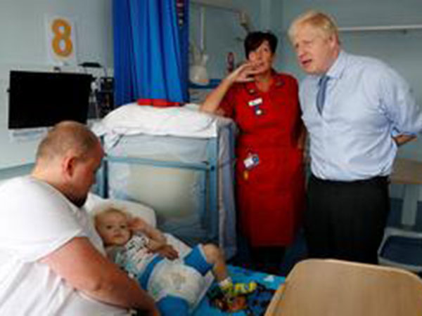 UK PM orders urgent action to boost measles vaccine uptake
