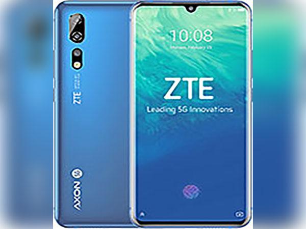 ZTE launches 5G smartphone pre-sale: newspaper