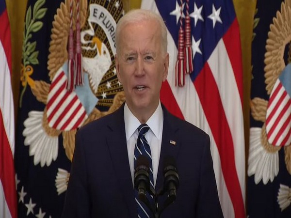 Biden says 90 pct of adult Americans eligible to be vaccinated in 3 weeks