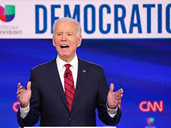 Biden's claim he 'became a professor' after leaving Senate sparks confusion