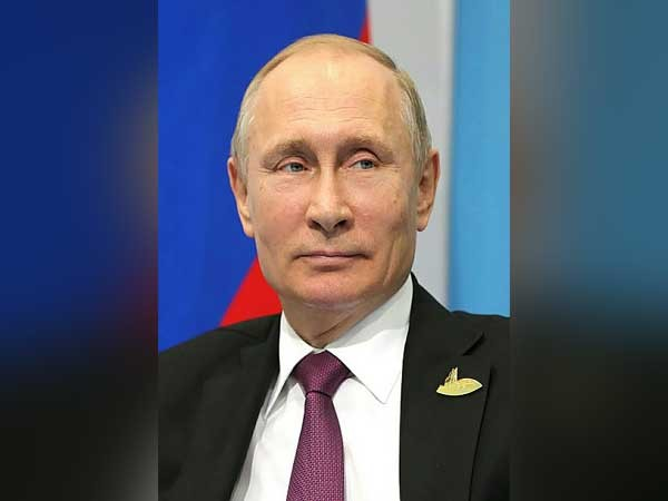 Putin says Russia ready to strengthen strategic coordination with China