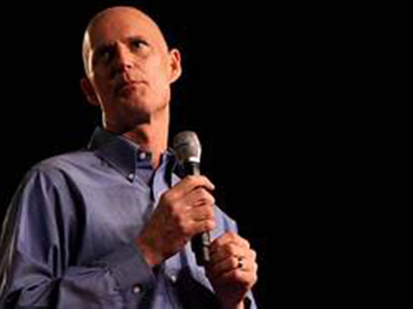 Sen. Rick Scott pledges to hold 'Communist China' and WHO accountable for coronavirus fallout with congressional probe