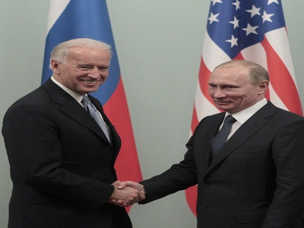 Putin lashes out at U.S. after meeting with Biden