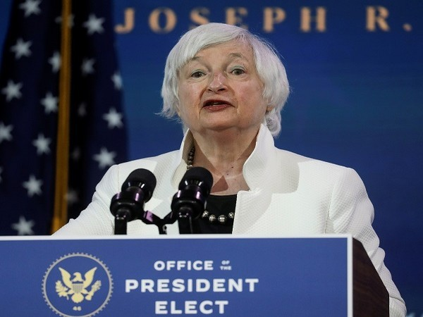U.S. Senate confirms Yellen as first female treasury secretary
