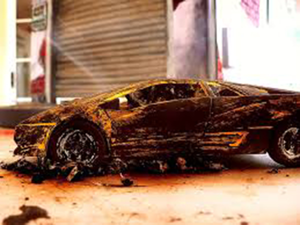 Dubai car fire victim identified as Indian doctor