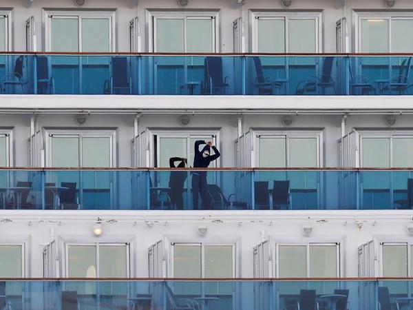 Coronavirus latest: British honeymooner among 41 cruise passengers testing positive