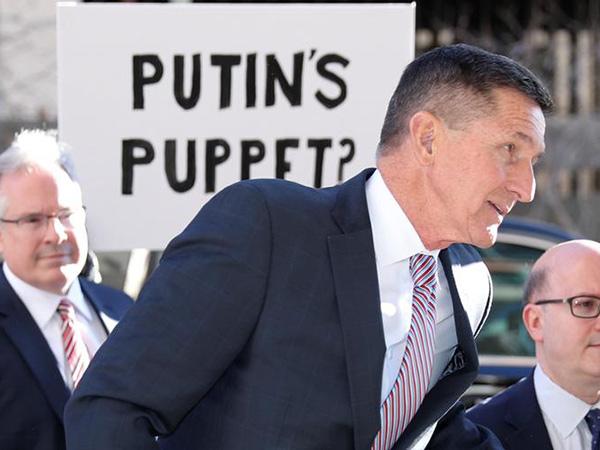 Trump's former national security adviser Flynn seeks to drop guilty plea