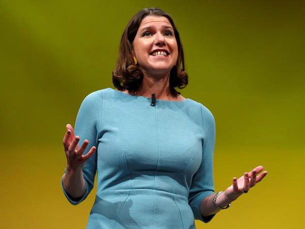 Jo Swinson: 'We'll revoke Brexit on day one of a Liberal Democrat government'