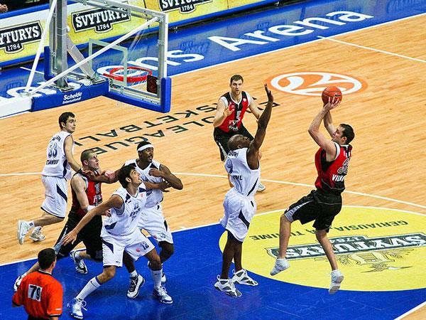 Serbian Partizan beat Lithuanian Rytas to advance to basketball Eurocup top 16