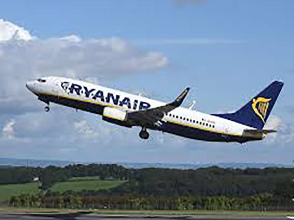 Ryanair shares fall as COVID-19 brings €185m losses and 99% drop in passengers