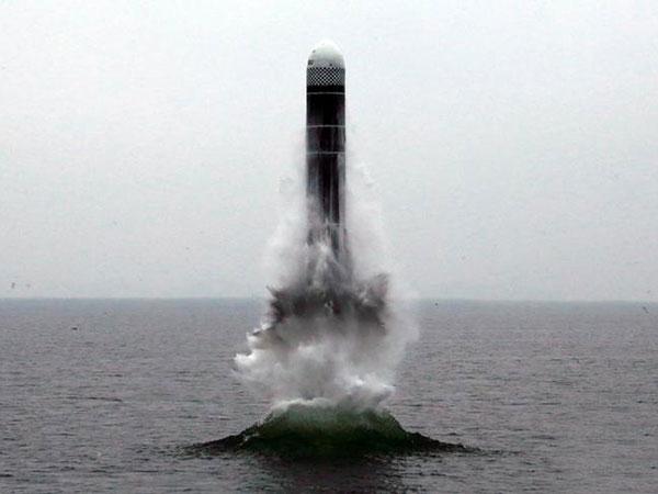 European nations condemn N.Korea's SLBM launch