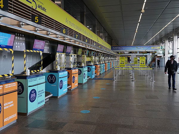 Nearly 200 European airports at risk of insolvency due to COVID-19 impact, warns a new report