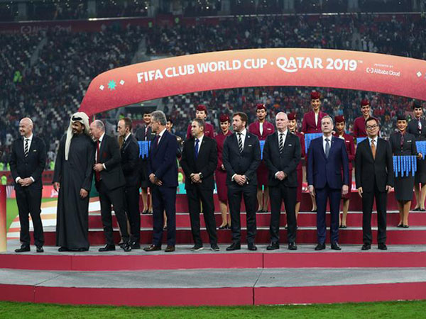 FIFA Club World Cup: Liverpool crowned first-time champions