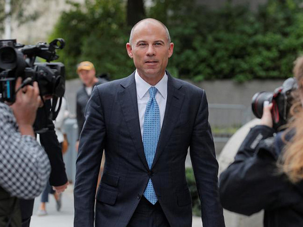 Michael Avenatti, Former Lawyer for Stormy Daniels, Arrested at Los Angeles Courthouse - Reports
