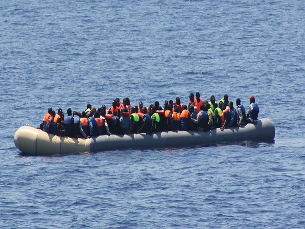 British and French authorities intercept over 220 migrants in English Channel