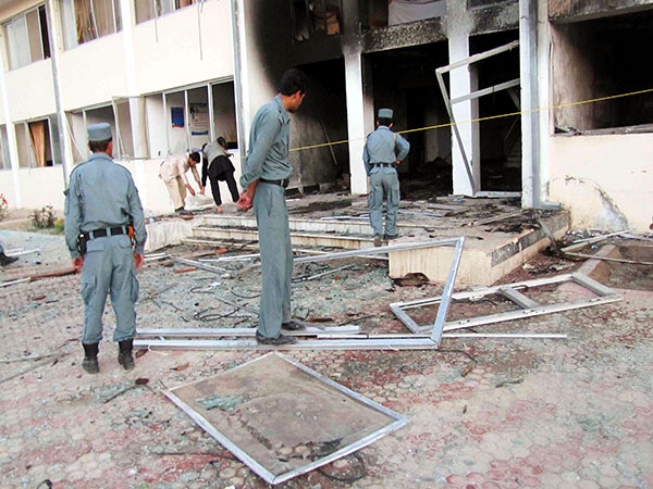 2 Killed, 12 Wounded in Takhar Blast