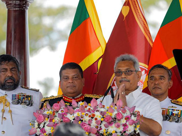 Only State emblem will be displayed at government instructions, no President's image