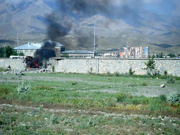 IED Blast Kills 1 Civilian in Kabul City