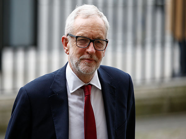 Ex-leader Jeremy Corbyn suspended from UK Labour Party amid damning anti-Semitism report