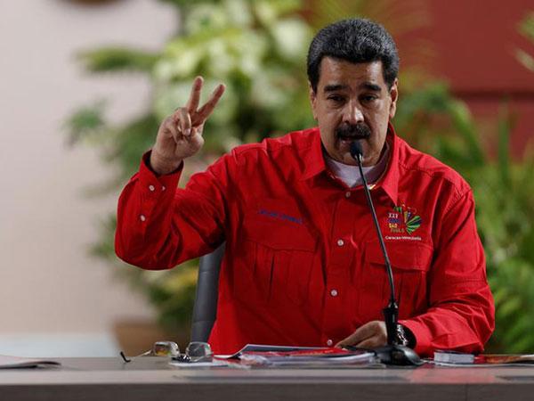 Venezuelan president confirms contacts between government representatives and US officials