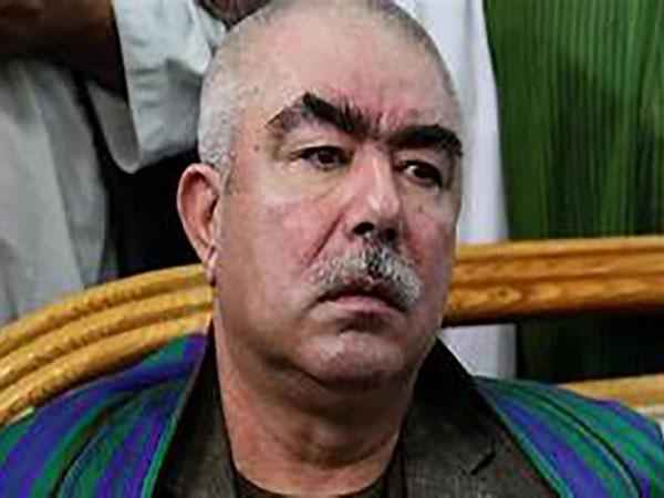 Decree Signed Promoting Dostum to Marshal
