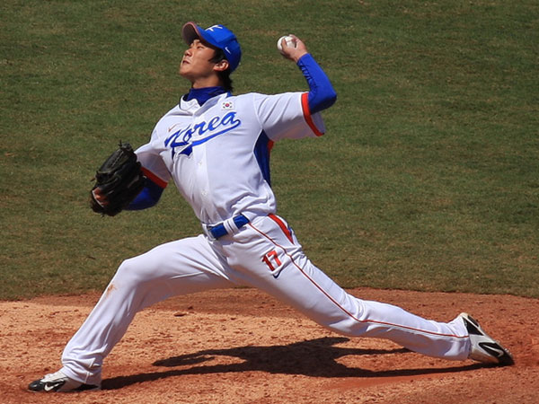 KBO club SK Wyverns to post LHP Kim Kwang-hyun