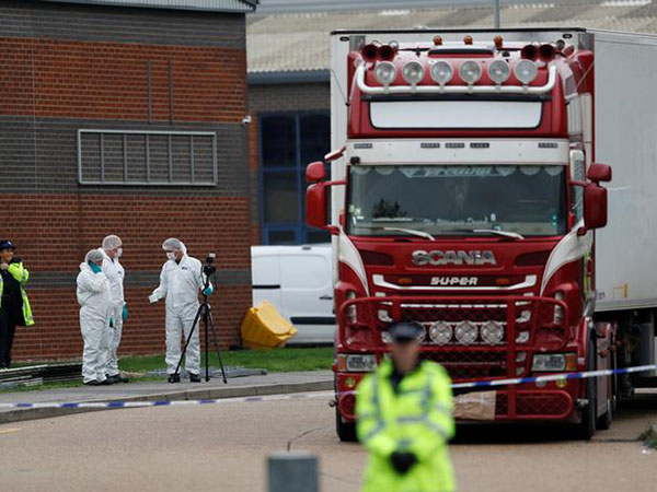 Chinese-backed media calls on UK, Europe to take some responsibility for lorry deaths