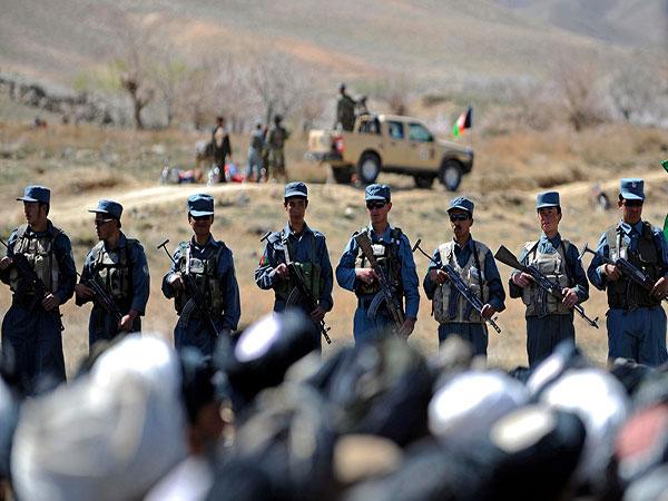 350 'Ghost Police' in Zabul Identified