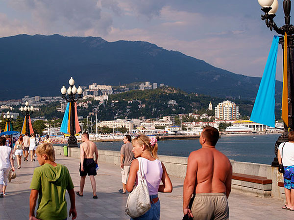 Crimea welcomes record number of tourists in 2019
