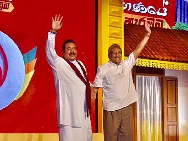 SLPP names Gotabhaya Rajapaksa as presidential candidate