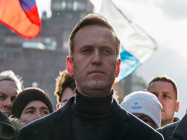 U.S. prepares new sanctions against Russia over Navalny