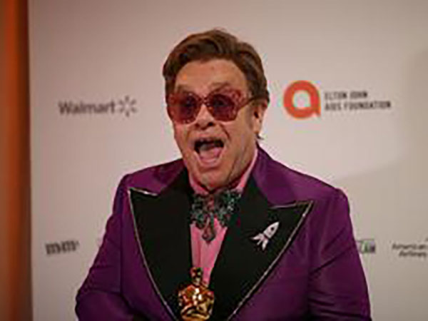 Elton John to host 'FOX Presents the iHeart Living Room Concert for America' to benefit coronavirus charities