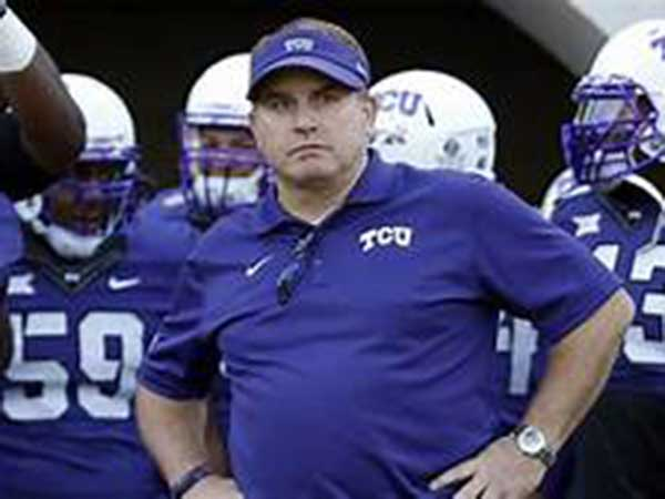 TCU players revolt after coach Gary Patterson allegedly used racial slur