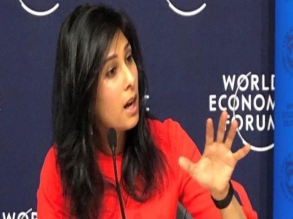 IMF chief economist Gita Gopinath plans to return to Harvard University next year