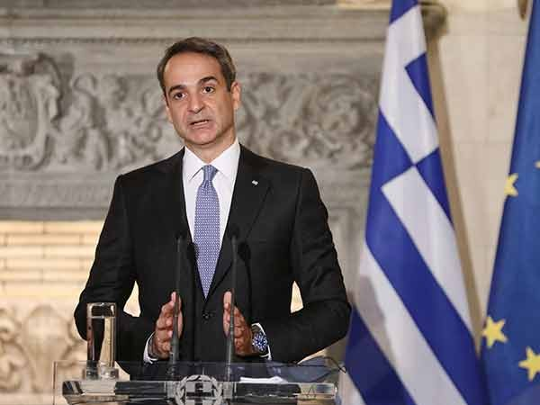 Greek PM calls for COVID-19 vaccine patent waiver to help countries in need