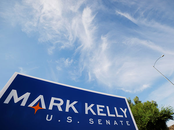 Kelly classmates rebut claim AZ Senate candidate dressed as Hitler in old Halloween photo