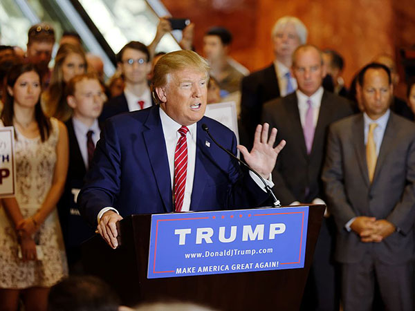 Trump rails against Paris climate accord in virtual G20 event