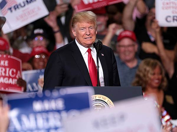Trump counting on final get-out-the-vote push to fuel narrow path to victory