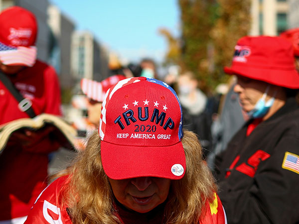 Trump campaign says Pennsylvania, Arizona, Michigan to hold public hearings on 2020 election