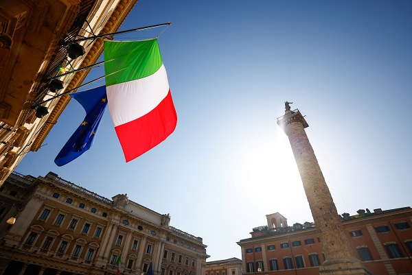 EU, Italian flags at half-mast as tribute to ambassador killed in attack