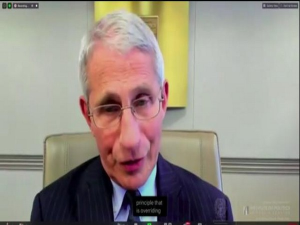 Fauci Says Number of Coronavirus Cases May Be Plateauing in US