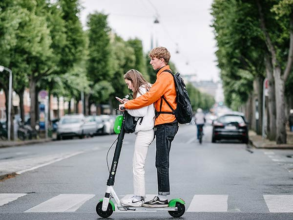 E-scooter rental service resumes in Abu Dhabi