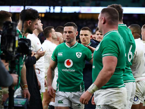 England power past Ireland in the Six Nations