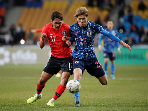 Lucky S. Korea 1 win away from qualifying for Olympic men's football tournament