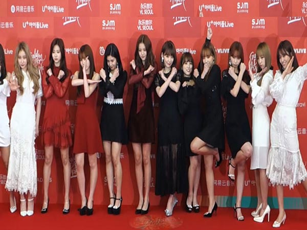 Returning IZ*ONE's new album tops pre-order charts in S. Korea, Japan